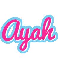 Ayah popstar logo