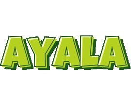 Ayala summer logo