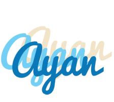 Ayan breeze logo