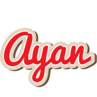 Ayan chocolate logo