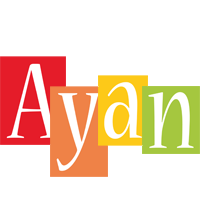 Ayan colors logo