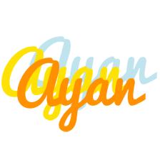 Ayan energy logo