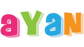 Ayan friday logo
