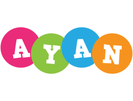 Ayan friends logo