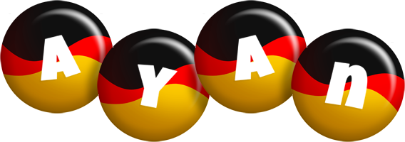 Ayan german logo