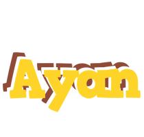 Ayan hotcup logo