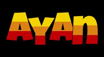 Ayan jungle logo