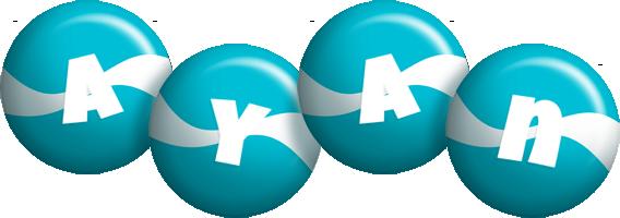 Ayan messi logo