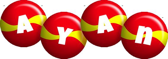 Ayan spain logo
