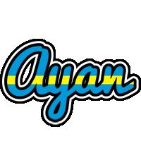 Ayan sweden logo