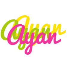 Ayan sweets logo
