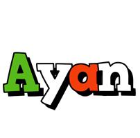 Ayan venezia logo