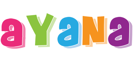 Ayana friday logo