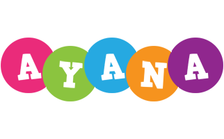 Ayana friends logo
