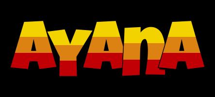 Ayana jungle logo