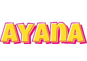 Ayana kaboom logo
