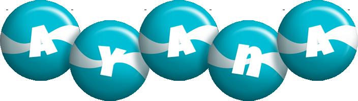 Ayana messi logo