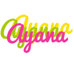 Ayana sweets logo