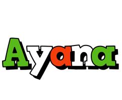 Ayana venezia logo
