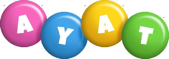 Ayat candy logo
