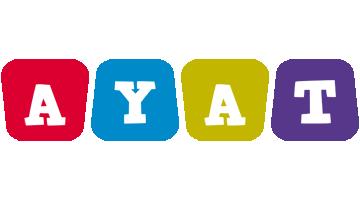 Ayat daycare logo