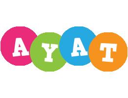 Ayat friends logo