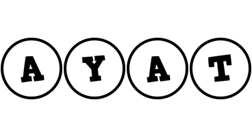 Ayat handy logo