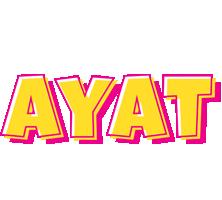 Ayat kaboom logo