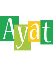 Ayat lemonade logo