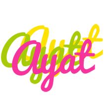 Ayat sweets logo