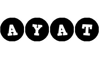 Ayat tools logo