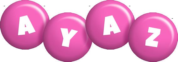 Ayaz candy-pink logo
