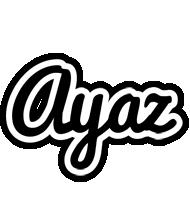 Ayaz chess logo