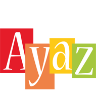 Ayaz colors logo