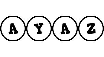 Ayaz handy logo