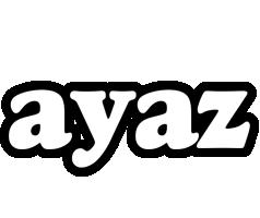 Ayaz panda logo