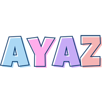 Ayaz pastel logo