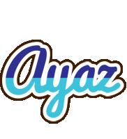 Ayaz raining logo