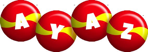 Ayaz spain logo