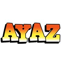 Ayaz sunset logo