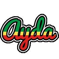 Ayda african logo