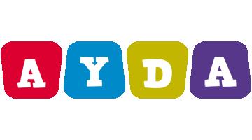 Ayda daycare logo