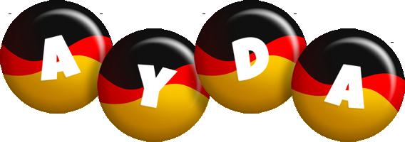 Ayda german logo