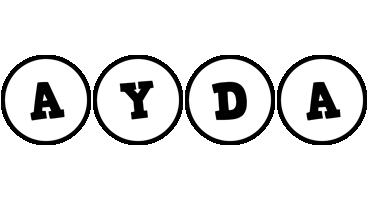 Ayda handy logo