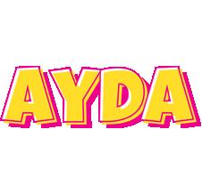 Ayda kaboom logo