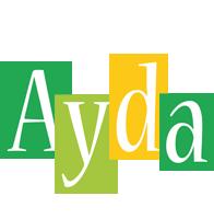 Ayda lemonade logo