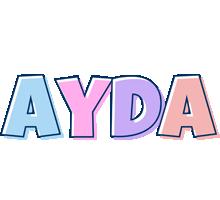 Ayda pastel logo