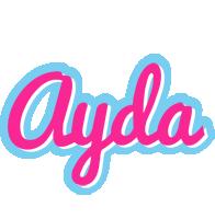 Ayda popstar logo