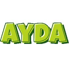 Ayda summer logo