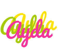 Ayda sweets logo